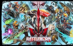 Σταματά, Battleborn, stamata, Battleborn