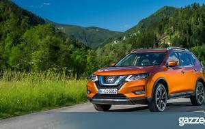 Αλλαγές, Nissan X-Trail, allages, Nissan X-Trail