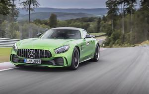 Οδηγούμε, Mercedes - AMG GT R, odigoume, Mercedes - AMG GT R