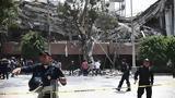 Μεξικό, Διαρροή, σεισμός - ΒΙΝΤΕΟ,mexiko, diarroi, seismos - vinteo
