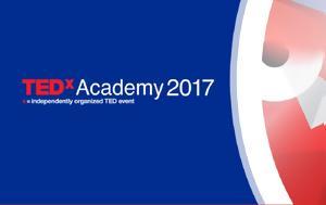 ΤEDxAcademy 2017, tEDxAcademy 2017