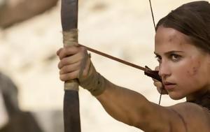 Tomb Raider, Alicia Vikander