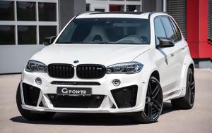 BMW X5 M, G-Power, 750