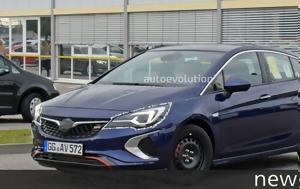 Έρχεται, Opel Astra GSI, erchetai, Opel Astra GSI