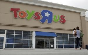 Mattel, Hasbro, Toys R Us