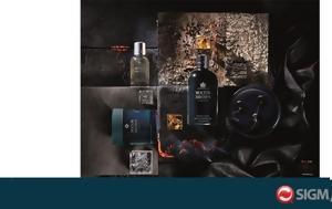 MOLTON BROWN, Παρουσίασε, Russian Leather, MOLTON BROWN, parousiase, Russian Leather