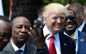 Νάμπια Ποια Νάμπια Όταν, Τραμπ, Αφρικανική, nabia poia nabia otan, trab, afrikaniki
