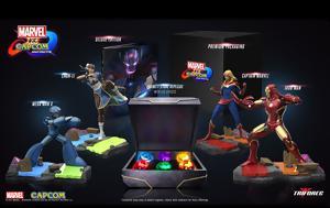 Marvel VS Capcom, Infinite –