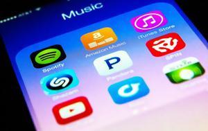 Spotify, Apple Music