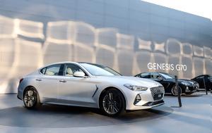 Genesis, G70