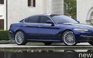 Καθυστερεί, Alfa Romeo Alfetta, kathysterei, Alfa Romeo Alfetta
