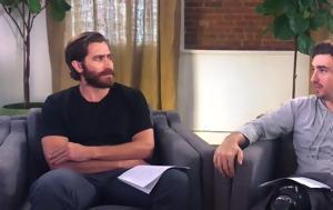 Jake Gyllenhaal, Μαραθωνίου, Βοστόνης, Stronger, Jake Gyllenhaal, marathoniou, vostonis, Stronger