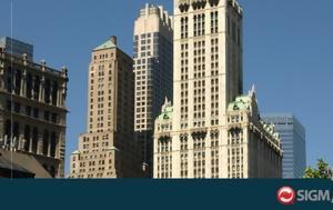 ΗΠΑ, 110, Woolworth Building, ipa, 110, Woolworth Building