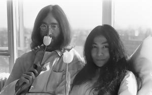 Yoko Ono, Έξαλλη, John Lenon, Yoko Ono, exalli, John Lenon