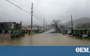 Τυφώνας Μαρία, Κατέρρευσε, Πουέρτο Ρίκο - Εκκενώνονται, Ιζαμπέλα, Κουεμπραντίγιας, tyfonas maria, katerrefse, pouerto riko - ekkenonontai, izabela, kouebrantigias