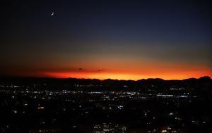 Τρεις, Αθήνα - Λυκαβηττός - Ηλιοβασίλεμα [pics], treis, athina - lykavittos - iliovasilema [pics]