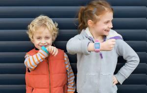 Το παιδικό ρολόι που μπορεί να τηλεφωνήσει στο σπίτι