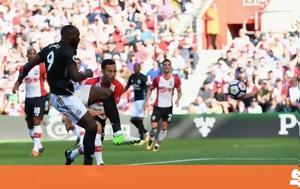Σαουθάμπτον – Μάντσεστερ Γιουνάιτεντ 0-1, saouthabton – mantsester giounaitent 0-1