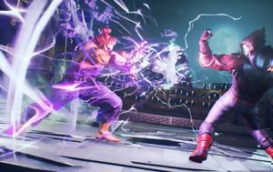 To Tekken, Street Fighter