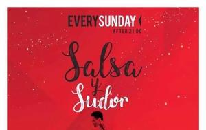 Salsa, Sudor Opening, WareHouse