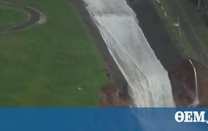 Crack, Hurricane Maria, Puerto Rico
