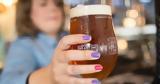 Η μπύρα μειώνει τον κίνδυνο εμφάνισης εγκεφαλικών και καρδιακών παθήσεων,