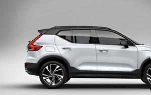 Volvo, XC40, SUV, 1 500