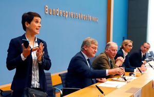 Κρίση, AfD –, Φράουκε Πέτρι, krisi, AfD –, fraouke petri