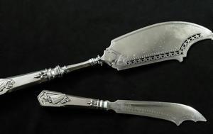 Ασημένια, Faberge, asimenia, Faberge