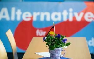 Αυστρίας, AfD, afstrias, AfD
