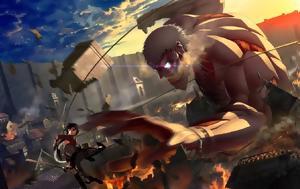 Ανακοινώθηκε, Attack, Titan 2, anakoinothike, Attack, Titan 2