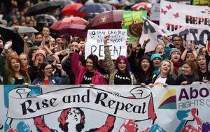 Ιρλανδία, Δημοψήφισμα, 2018, irlandia, dimopsifisma, 2018