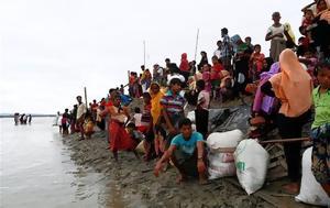Μπανγκλαντές, Ανατράπηκε, 130, Ροχίνγκια - Τουλάχιστον 13, bangklantes, anatrapike, 130, rochingkia - toulachiston 13
