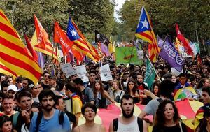 Επιμένει, Καταλωνία, epimenei, katalonia