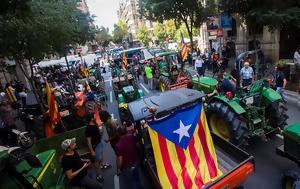 Ισπανία-Δημοψήφισμα, Καταλήψεις, Βαρκελώνης, ispania-dimopsifisma, katalipseis, varkelonis