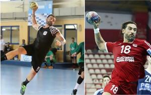 Handball Premier, Ισόπαλοι ΠΑΟΚ, Ολυμπιακός, Εύοσμο, Handball Premier, isopaloi paok, olybiakos, evosmo