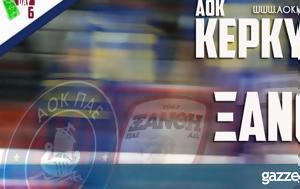 LIVE, Κέρκυρα - Ξάνθη, LIVE, kerkyra - xanthi