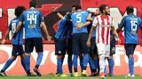 Ήττα, Ολυμπιακό 0-1, Ατρόμητο, Φάληρο,itta, olybiako 0-1, atromito, faliro