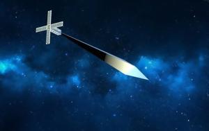 Ο πρώτος δορυφόρος που θα γίνει (λαμπερό) έργο τέχνης (εικόνες – video)