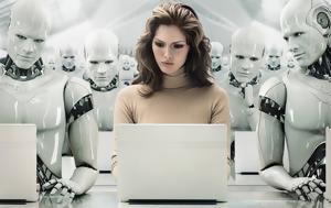 Τα ρομπότ ήρθαν και απειλούν ευθέως τον πλανήτη