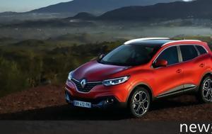 SUV, Renault