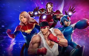 Marvel, Capcom, Infinite