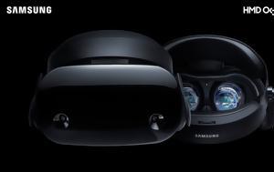 Samsung HMD Odyssey, Ανακοινώθηκε, Mixed Reality, Samsung HMD Odyssey, anakoinothike, Mixed Reality