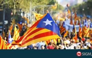 Τα επίσημα αποτελέσματα του καταλανικού δημοψηφίσματος