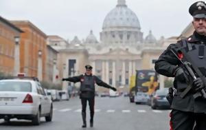 Ρώμη, Συνελήφθη, romi, synelifthi