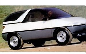 Ford Bronco Montana Lobo, DM-1 [Ξεχασμένα Πρωτότυπα], Ford Bronco Montana Lobo, DM-1 [xechasmena prototypa]