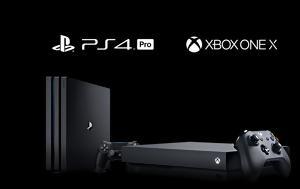 Σύμπτωση, PS4 Pro, Xbox One X, Albert Penello, Microsoft, sybtosi, PS4 Pro, Xbox One X, Albert Penello, Microsoft