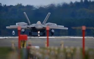 Πάλι Ευρώπη, F-22 Raptor, USAF, Μέση Ανατολή, pali evropi, F-22 Raptor, USAF, mesi anatoli