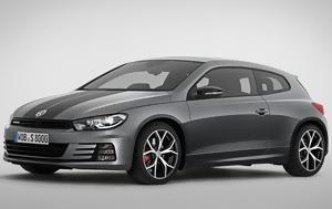 Τίτλοι, VW Scirocco, titloi, VW Scirocco
