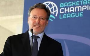 Πατρίκ Κομνηνός, Basketball Champions League, patrik komninos, Basketball Champions League